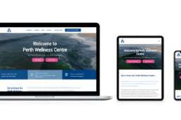 Perth Wellness Centre in Australia | Rounded Digital Client